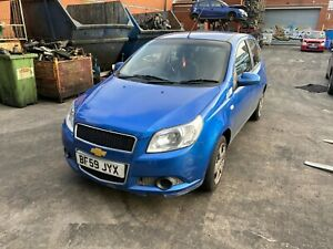 2009-CHEVROLET-AVEO-1-2-1-X-WHEEL-NUT-FULL-CAR-IN-FOR-SPARES-PARTS-BREAKING