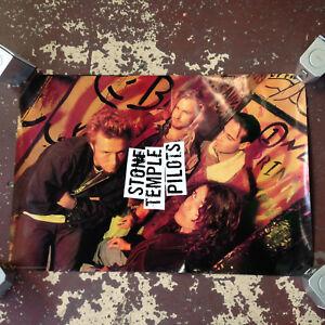 Stone Temple Pilots 1993 Original Atlantic Records Promo ...
