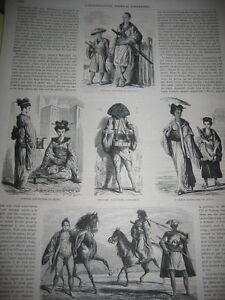 Gravure-1862-Au-Japon-A-l-039-Amoor-et-au-Kamtschatka