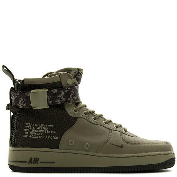 Nike Mens SF Air Force 1 MID schuhe, schuhe, schuhe, 917753 201 multi Größe Olive Cargo Khaki 76aada