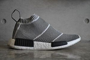 106d9f5e7 Image is loading Adidas-NMD-City-Sock-CS1-PK-Primeknit-Black-