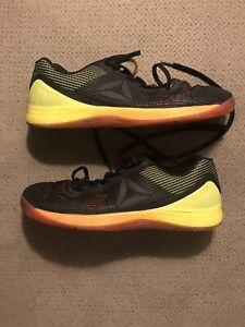 Reebok-Men-039-s-CROSSFIT-Nano-Weave-Shoes-Size-12
