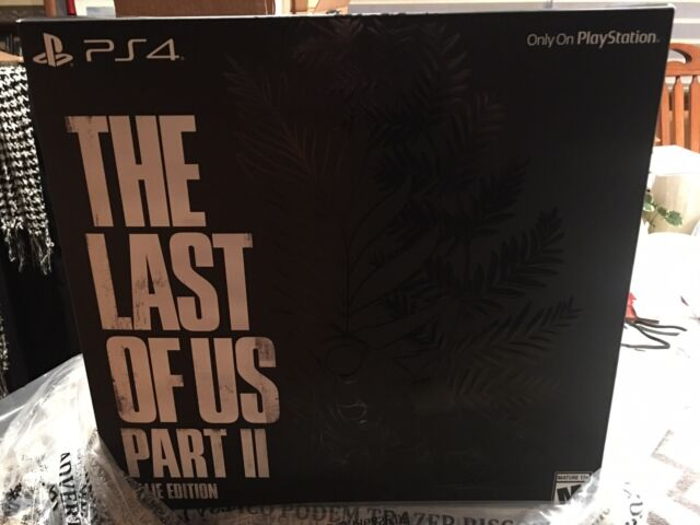 The Last of Us Part II - Ellie Edition - Brand New/Sealed - Ready To Ship