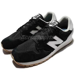 Shoes U520ag New Men Balance Black Grey D Running Vintage Suede FT5TAxqn