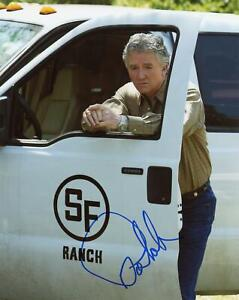 Patrick-Duffy-034-Dallas-034-AUTOGRAPH-Signed-8x10-Photo-E-ACOA