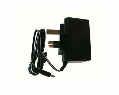 UK plug  for etrac safari and explorer Minelab FBS Battery Charger