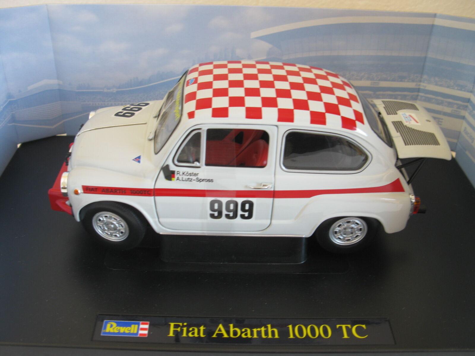 comprare a buon mercato REVELL 08836 FIAT ABARTH 1000 TC 1 18 18 18  buona reputazione