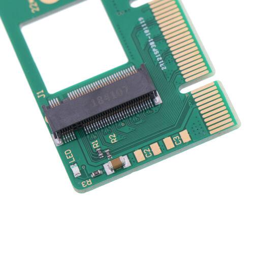 NVMe M.2 NGFF SSD to PCI-E PCI express 3.0 16x x4 adapter riser card converterEL