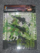 "Dragon Models Limited DR-71091 G-36 Kommando Set BRAND NEW 1/6 Scale 12"" #71091"