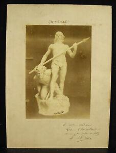 "Edmond Desca 1885 Sculpture "" On Eve "" Nancy Leon Chavalliaud Photo Ed Guillot"