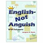 English Not Anguish 9780759682924 by Imogene B. Shultz Paperback