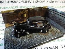 voiture 1/43 IXO altaya 007 JAMES BOND : n° 40 CITROËN Traction avant