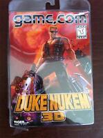 - Tiger Electronics Game.com Video Game - Duke Nukem 3d - Factory Sealed