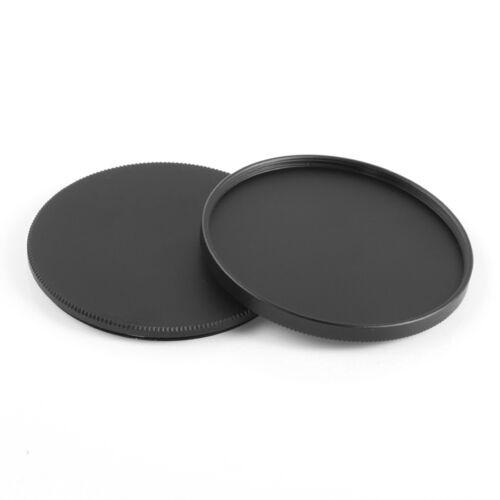 77mm Metal Uv Cpl Nd Filtro Ir Funda Cubierta de Lente de pila de almacenamiento de la PAC Kit Set 77 Mm