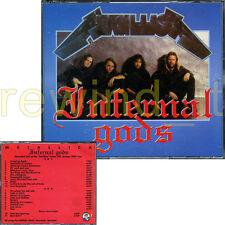 """METALLICA """"INFERNAL GODS"""" RARE DOUBLE CD 1994 ITALY"""