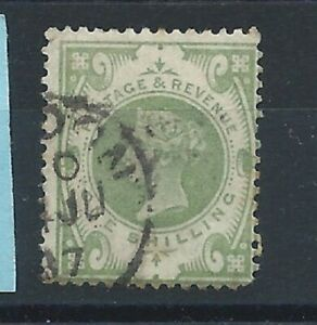 Grande-Bretagne-N-103-Obl-FU-1887-1900-Victoria