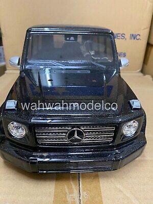 black Tamiya 51623 1//10 RC BODY SET MERCEDES-BENZ G500 finished Body Set