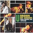 U-Brown - Hit Sounds from Channel One (Mixed by Delroy Wilson/Mixed by Robbie Shakespeare/Mixed by Sly Dunbar/Mixed by (2000)