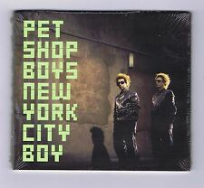 CD SINGLE PROMO (NEW) PET SHOP BOYS NEW YORK CITY BOY