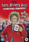 Mrs Brown's Boys Christmas Crackers R4 DVD Complete 3 Xmas Specials Browns