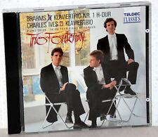 CD TRIO FONTENAY - Brahms und Ives Klaviertrio