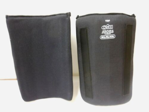 4921 BLACK GILL KNEE PADS FOR PRO HIKER