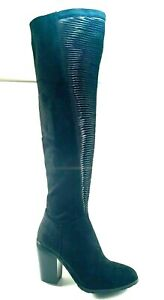 Wanted Foothill Knee High Mid Heel Boots Choose Sz//Color