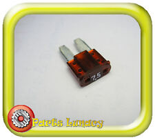 FUSE Micro2 Style 9mm 7.5 Amp Brown FOR Mazda BT50 UR 2015-On