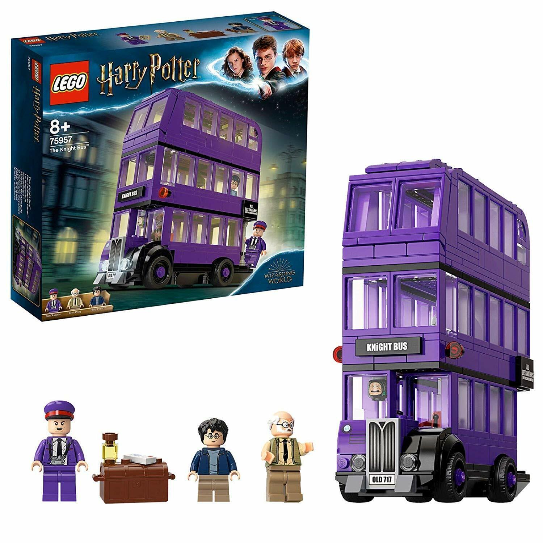 Lego Harry Potter - 75957 - Der fahrende Ritter - NEU OVP