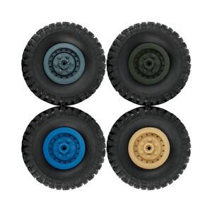 4pc-WPL-B-1-B-24-C-14-bricolage-assembles-pneu-pour-1-16-Radio-Control-Escalade-Voiture-Camion-Hot