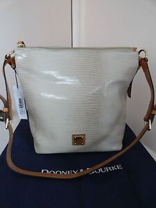 3f2a0f2f685a Image is loading NWT-DOONEY-amp-BOURKE-TALLULAH-SMALL-DIXON-LEATHER-