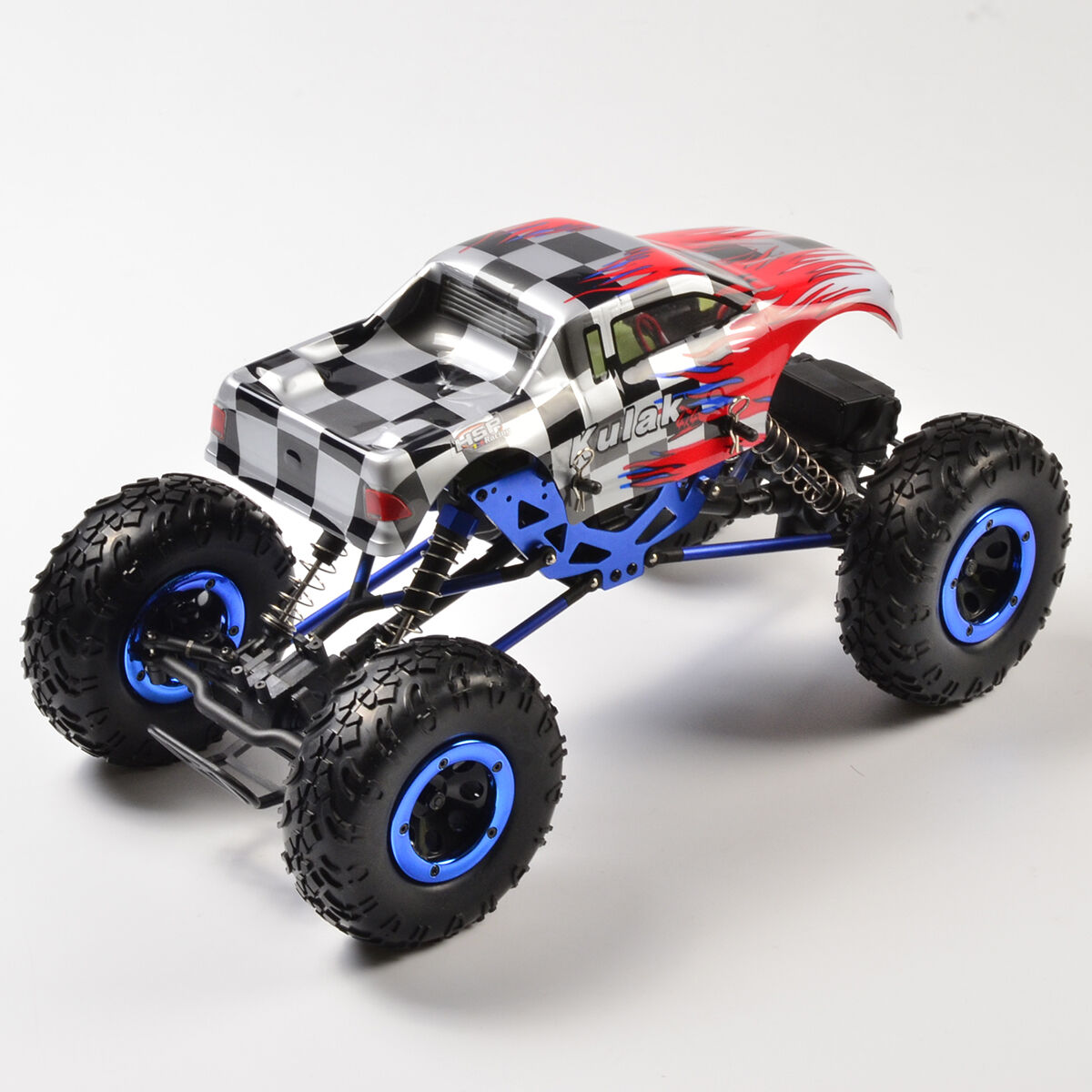 HSP HSP HSP 1 16 4WD Electronic Kulak Mini Rock Crawler escalada RTR RC Coche 94680T3  productos creativos