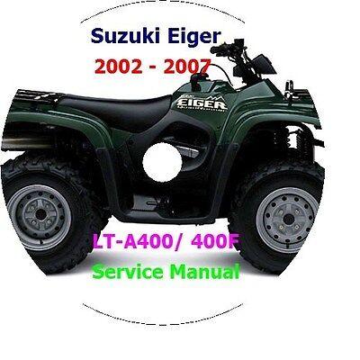 Starter For Suzuki LT-F400 LT-F400F Eiger 2002 2003 2004 2005 2006 2007