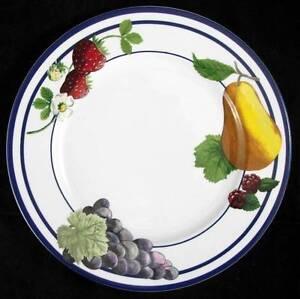 Lenox-FRUIT-GROVES-Salad-Plate-LIGHT-USE