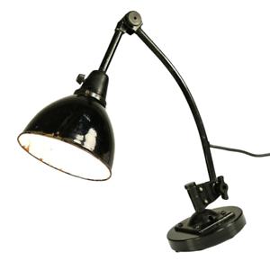 Midgard-Tisch-Arbeits-Leuchte-Gelenkarm-Lampe-Vintage-Bauhaus-Lamp-30er-40er