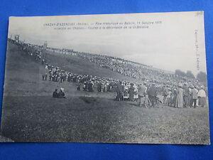 CPA-69-Chazay-D-Francisco-Fest-des-Pavian-1908-Renn-Feuer-Schloss