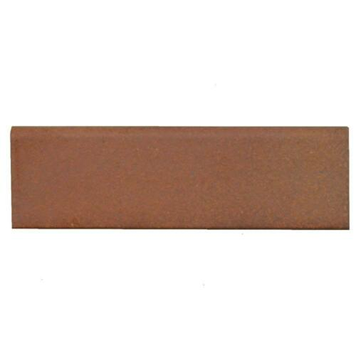 Ersatzfliese Sockel Agrob Buchtal E626 rot braun 7,5 x 24 cm