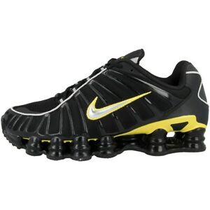 Details zu Nike Shox TL Schuhe Herren Sneaker Laufschuhe Turnschuhe black silver CN0151 002