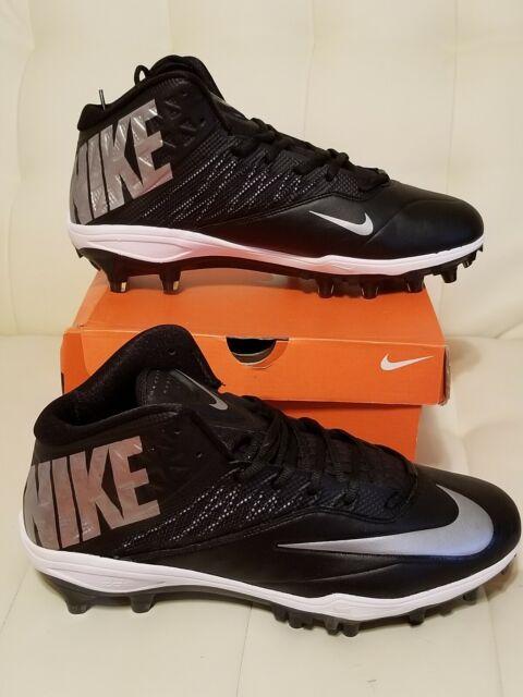 b81d56f6695d RARE PE Promo Nike Zoom Code Elite 3 4 Mid TD 12 Football Cleats ...