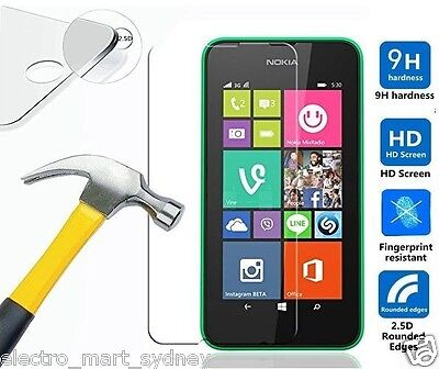 Tempered Glass Screen Protector for Nokia Lumia 532 550 630 640 XL 735 950 950XL