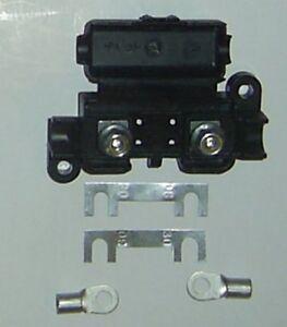 Blattsicherungshalter-Streifensicherung-30-60-A-2-Blattsicherung-Kabelschuhe