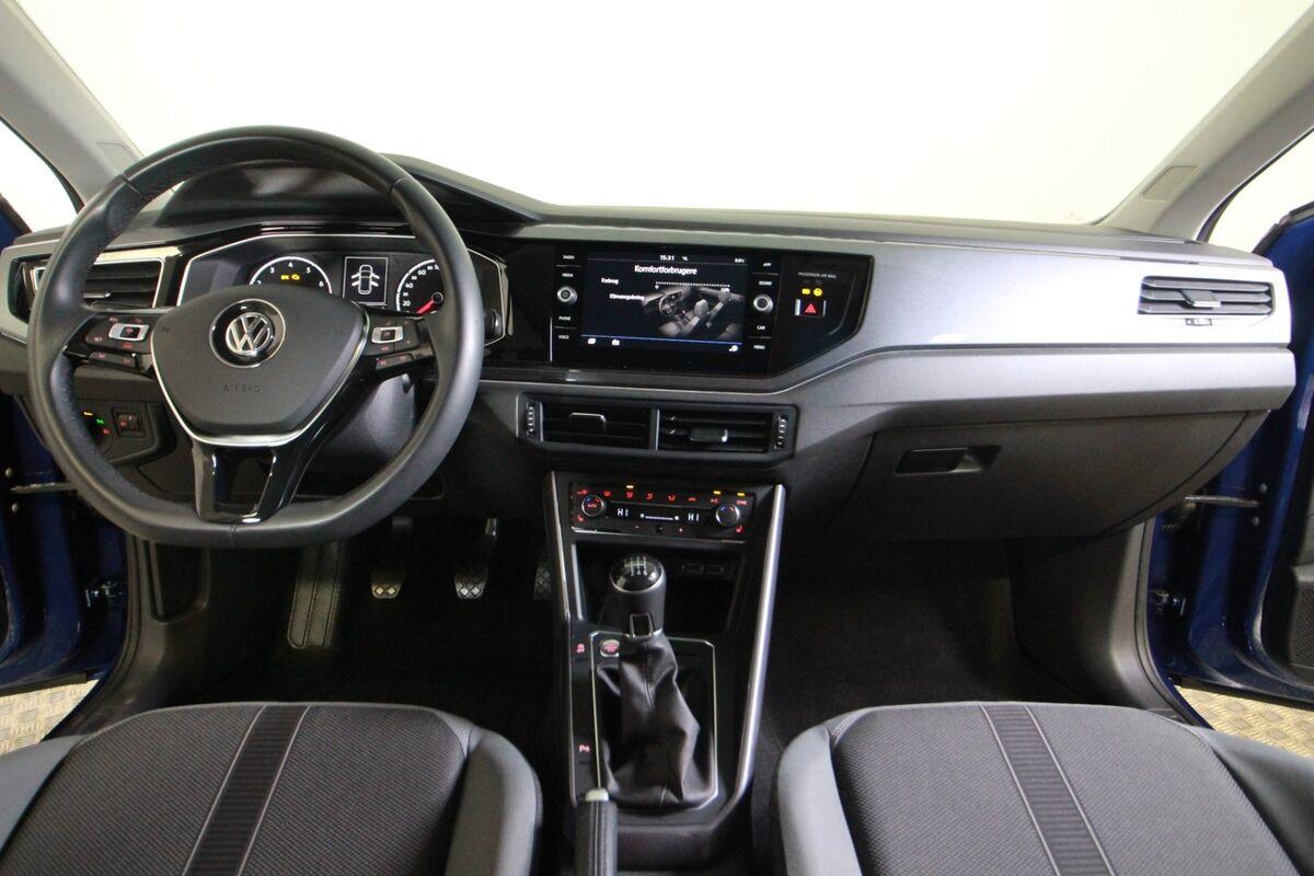 VW Polo 1,0 TSi 115 Highline