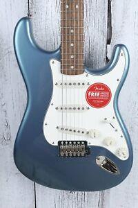 Détails sur Fender ® Squier Classic Vibe SIXTIES Stratocaster Guitare électrique Lake Placid Blue afficher le titre d'origine