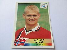 Sticker PANINI World Cup FRANCE 98 N°70 Norge Alf Inge Haland