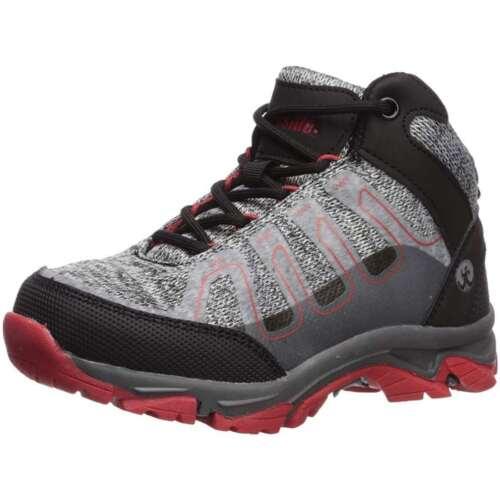 Northside Boys Girls Little Big Kids Gamma Mid Hiking Trail Boots Shoes NEW