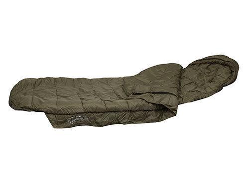 Fox Warrior 2-3 Jahreszeiten Schlafsack Karpfenangeln Ausrüstung