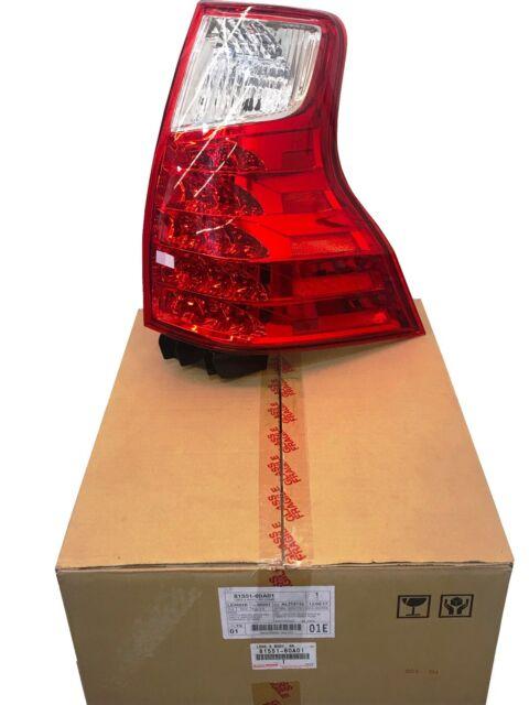 LEXUS OEM FACTORY PASSENGER REAR TAIL LAMP 2010-2013 GX460 81551-60A01