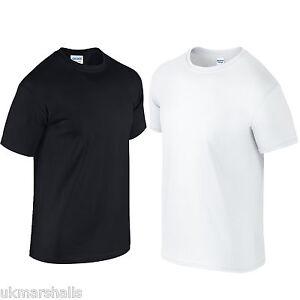 BULK-BUYER-GILDAN-WHITE-OR-BLACK-HEAVY-100-COTTON-T-SHIRT-TRADE-PRICE