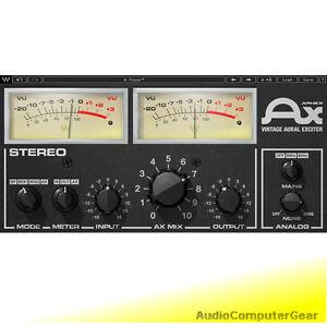 Waves-APHEX-VINTAGE-AURAL-EXCITER-Audio-Software-Plugin-Native-SoundGrid-NEW
