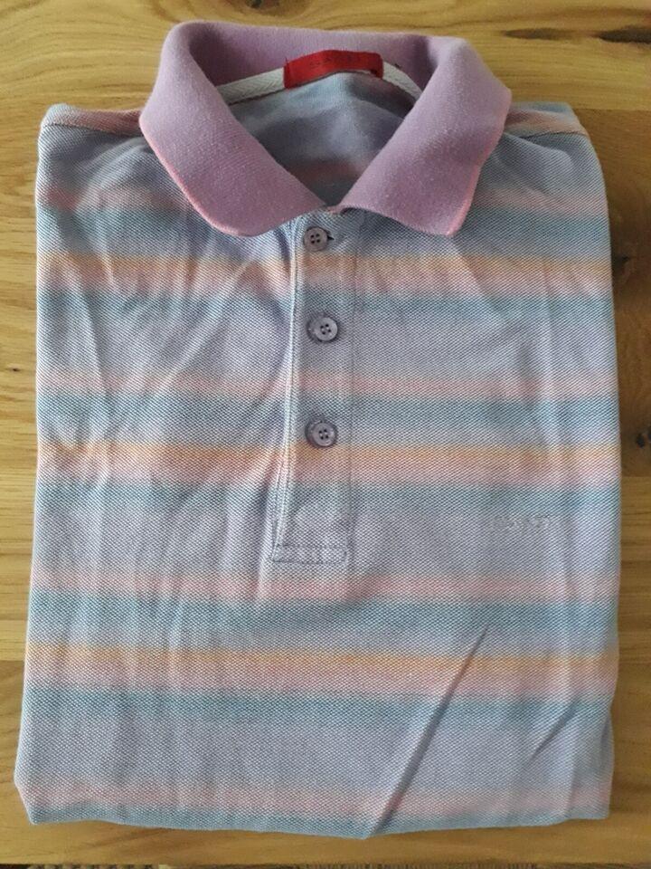 Polo t-shirt, SAND, str. M